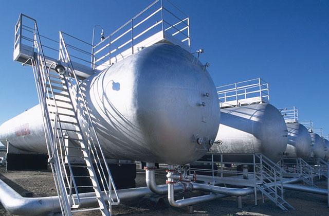Резервуары, используемые в системе магистральных трубопроводов