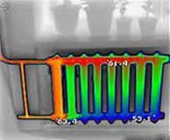 Обследование тепловизором даст четкую картину распределения теплового поля в квартире или здании